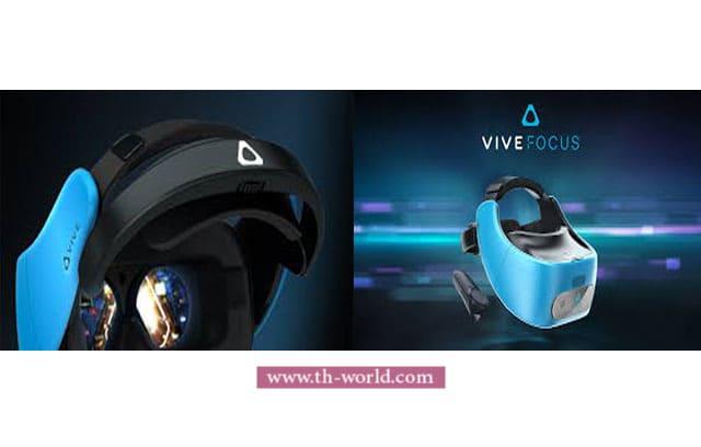 شركة-إتش-تي-سي-HTC-تكشف-عن-نظارة-الواقع-الافتراضي-المستقلة-VIVE-Focus