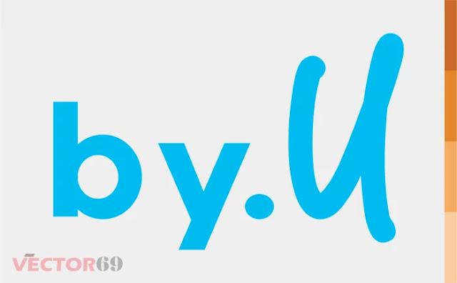Logo by.U - Download Vector File AI (Adobe Illustrator)