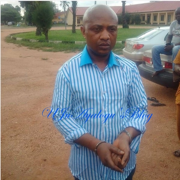 Death Penalty For Billionaire Kidnapper, Evans