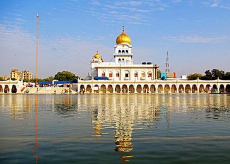 Historical Gurudwara Sikh Temple Bangla Sahib Delhi Wallpaper Photo & Pics