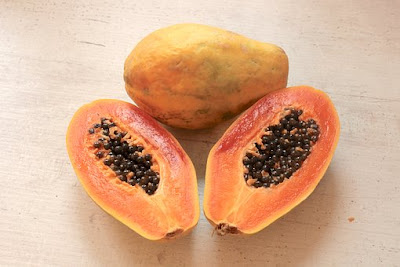 papaya:homemade Fruit moisturizer