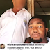 Nigerians blast Edo state Corp member who bragged about getting oral sex from underage student(Photos/video)