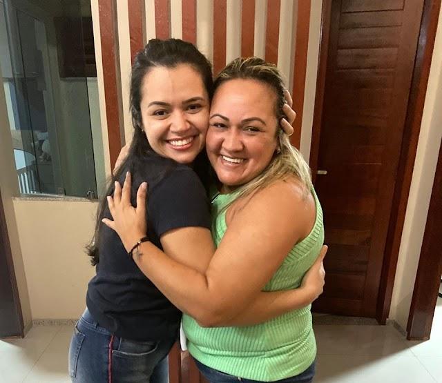 SUCESSÃO EM FORQUILHA: DUAS MULHERES NA CHAPA DO PREFEITO