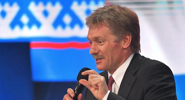Rússia é 'ilha de estabilidade' na turbulência global, diz porta-voz do Kremlin