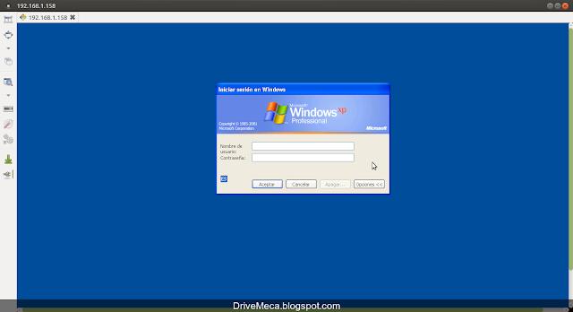 Conectarnos a un equipo Windows es sencillo desde Remmina
