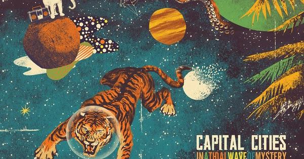 Capital Cities - In a Tidal Wave of Mystery [iTunes Plus ...