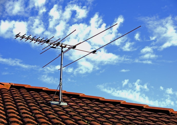 Antena Digital Capte