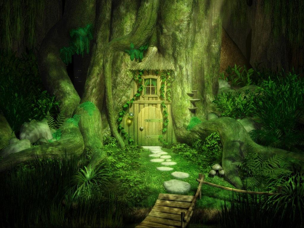 Free 3d Fantasy Wallpaper