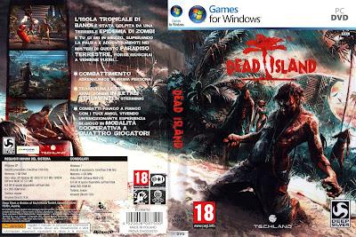 Dead Island PC DVD Capa