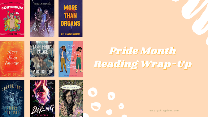 queer books for pride month