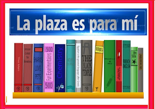 libros de la plaza es para mí de oposiciones