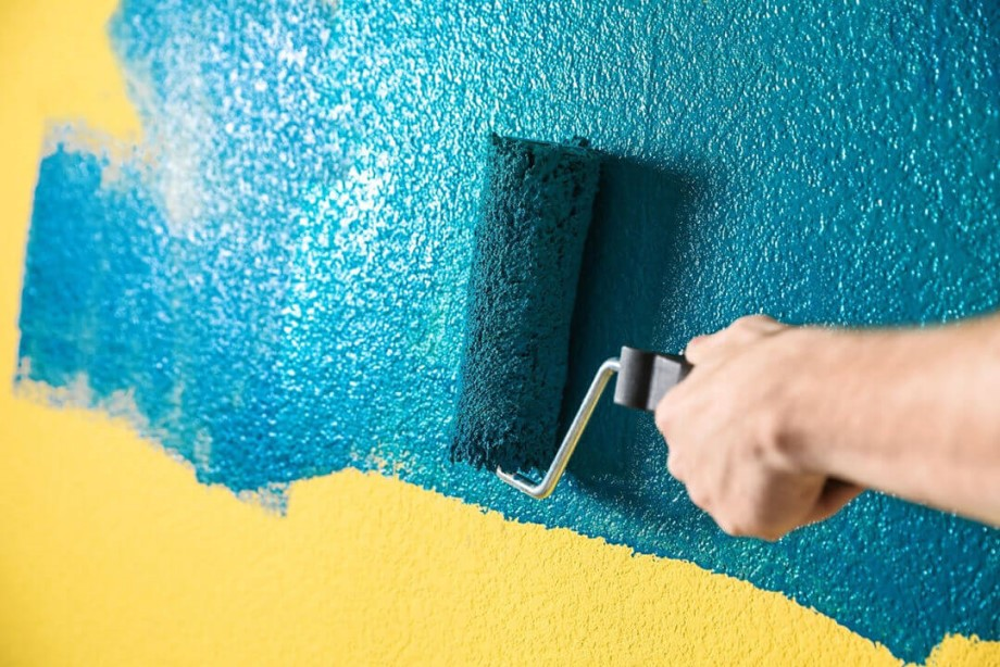 The best painting and mixing process for high-class interior coating