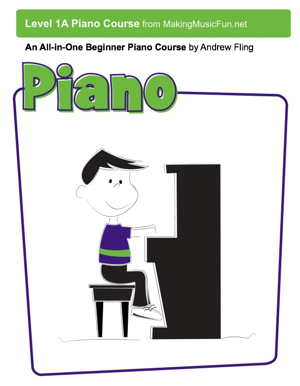 Pianoplayingforadults: Free Piano Learners Book 1 - Print it and