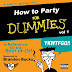 """Brandon Bucks - """"How To Party For Dummies"""" (EP)"""