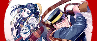 9. Golden Kamuy