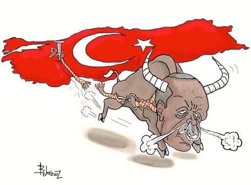 Η τρελή πορεία της Τουρκίας προς το «δημοψήφισμα»