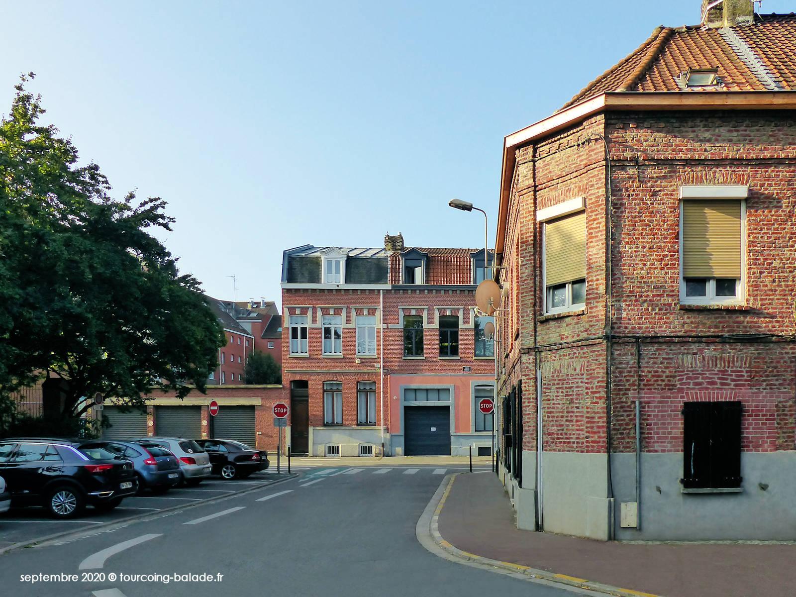 Photographies de Tourcoing - Rue du Niot 2020