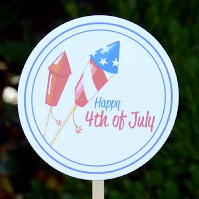 4th of July Printable Files