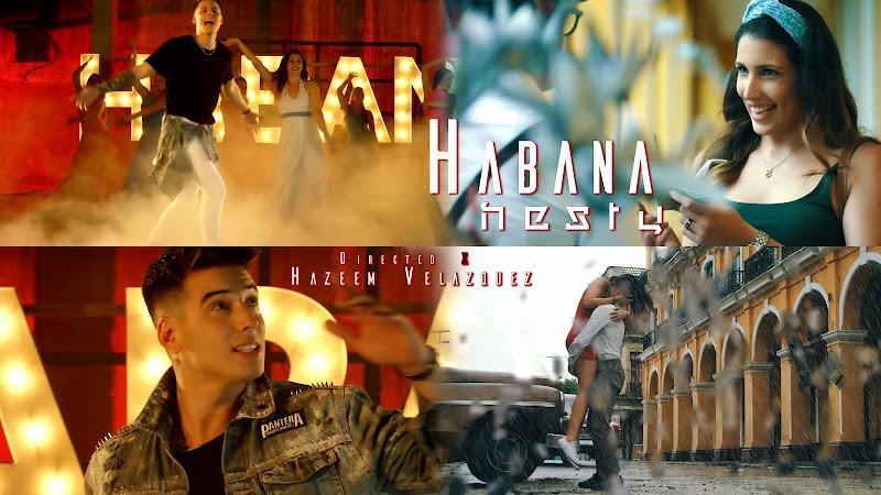 Nesty - ¨Habana¨ - Videoclip - Director: Hazeem Velázquez. Portal Del Vídeo Clip Cubano