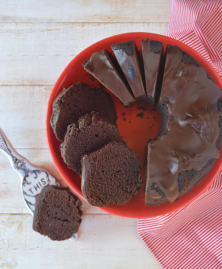 Torta doble chocolate