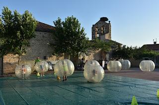 Juzbado, Fiestas de verano 2017