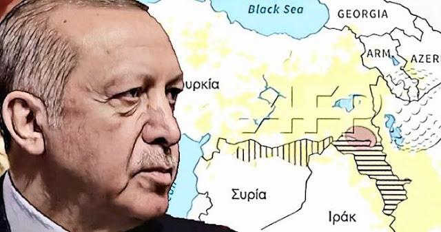 Στο καναβάτσο ο «σουλτάνος» – Ανοιχτά όλα τα μέτωπα για τον Ερντογάν