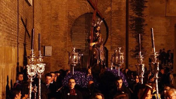 El Cristo de la Corona estrenará potencias con motivo del Vía Crucis de las Hermandades de Sevilla