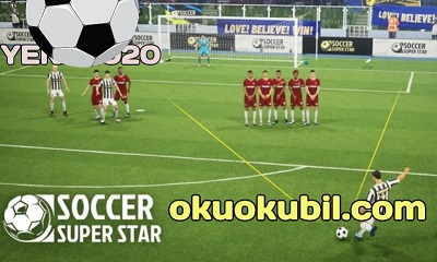 Soccer Super Star v0.0.26 Yeni Can Hileli Mod Apk İndir 2020