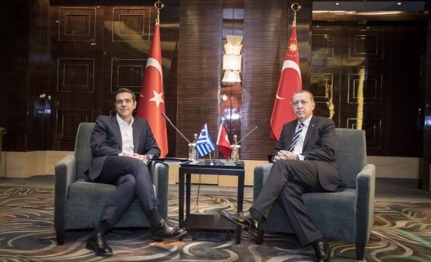 Τουρκική απάντηση με πυραυλακάτους, στον ελληνικό ισχυρισμό ότι υιοθετεί την συνθήκη της Λωζάνης!