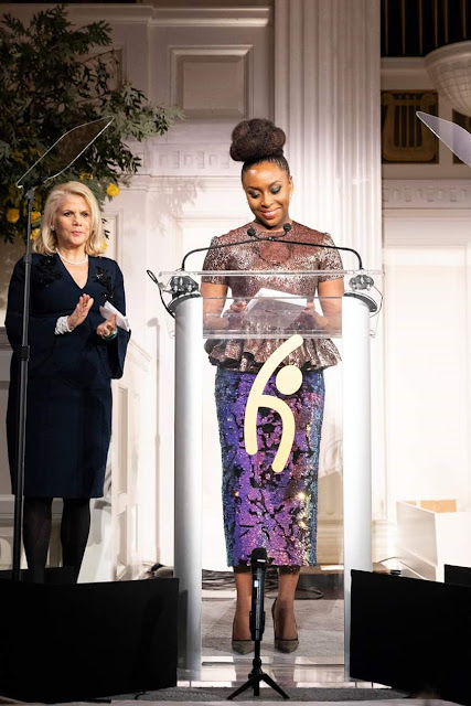 Chimamandas speech