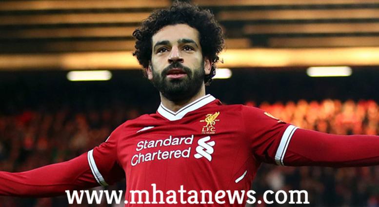 حصريا أفضل لاعب فى ليفربول فى أبريل محمد صلاح