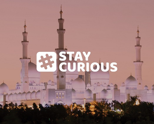 The Department of Culture and Tourism, Abu Dhabi - #StayCurious