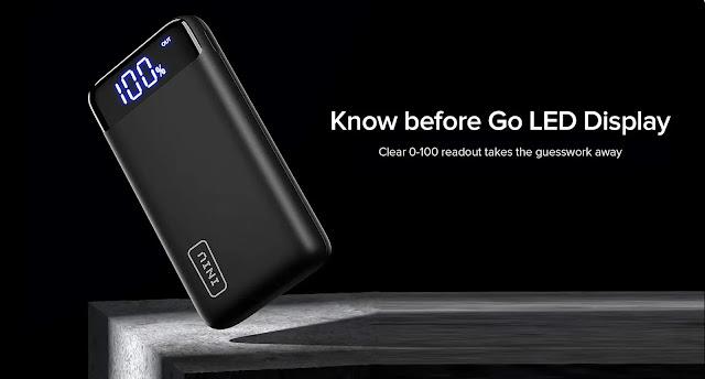 INIU Portable Power Bank review