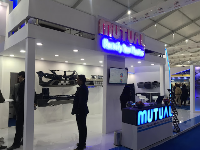 Mutual industries stall design by pixelmate