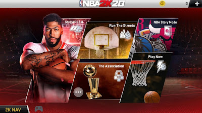 NBA 2K20 MOD APK Unlimited Money