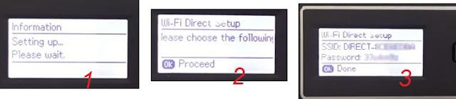 Menyalakan Akses Koneksi Wifi dari Printer dan Laptop Anda