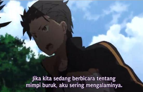 Download Anime Re:Zero kara Hajimeru Isekai Seikatsu Episode 24 Subtitle Indonesia