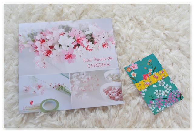 tuto fleurs de cerisier Adeline Klam