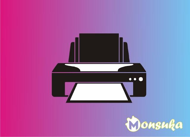 Error Printer Canon MP287