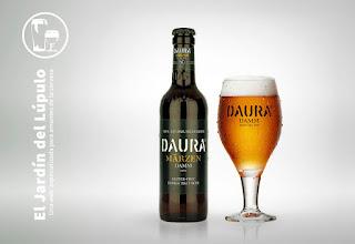 Daura Märzen, de Estrella Damm, una cerveza sin gluten española.