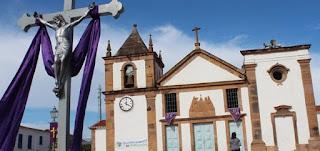 Diocese de Oeiras muda programação da Semana Santa 2020