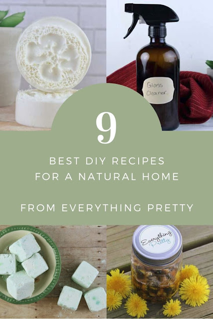 How to make 9 natural living recipes for your home. These recipes are simple and perfect for beginners. Learn how to make green products with essential oils. If you need inspiration and ideas for a healthy home and family, check these out. Make DIY products with these tips for a healthy lifestyle. #essentialoils #naturalliving #natural #diy
