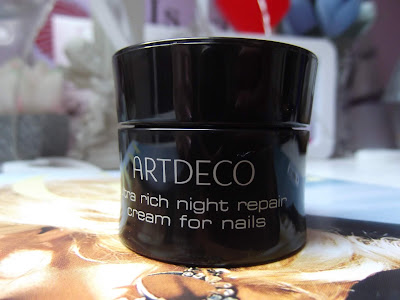 Artdeco Nail Care Ultra Rich Night Repair Cream For Nails