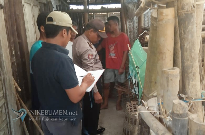 Pria Lansia di Buayan Ditemukan Meninggal Gantung  Diri