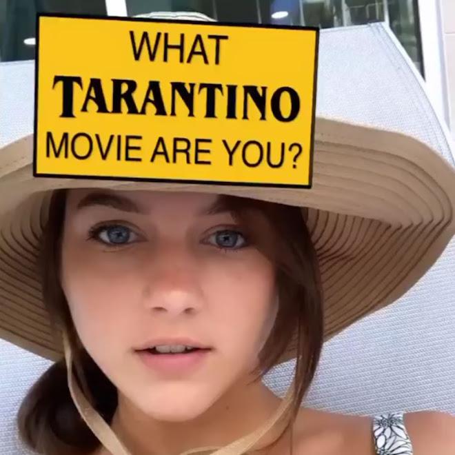 What Tarantino Movie were Chloe ? : クロエ・イーストは、タランティーノ監督の作品で言えば、どの映画 ? !