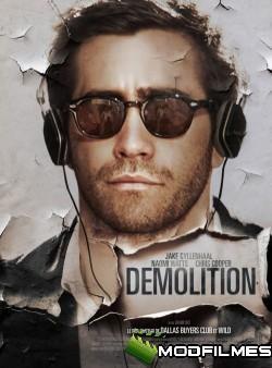 Capa do Filme Demolição