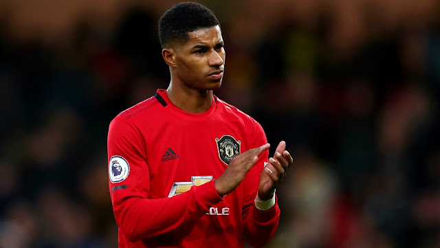 No chance Rashford is leaving Manchester United - Wes Brown, Rashford is going no where