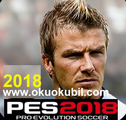 Pes 2018 v2.3.3 Pro Evolutıon Soccer yıldızlar Mod Apk İndir 2020