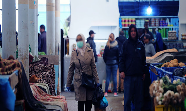 تونس تدابير خاصة لمنع إنتشار فيروس كورونا في رمضان