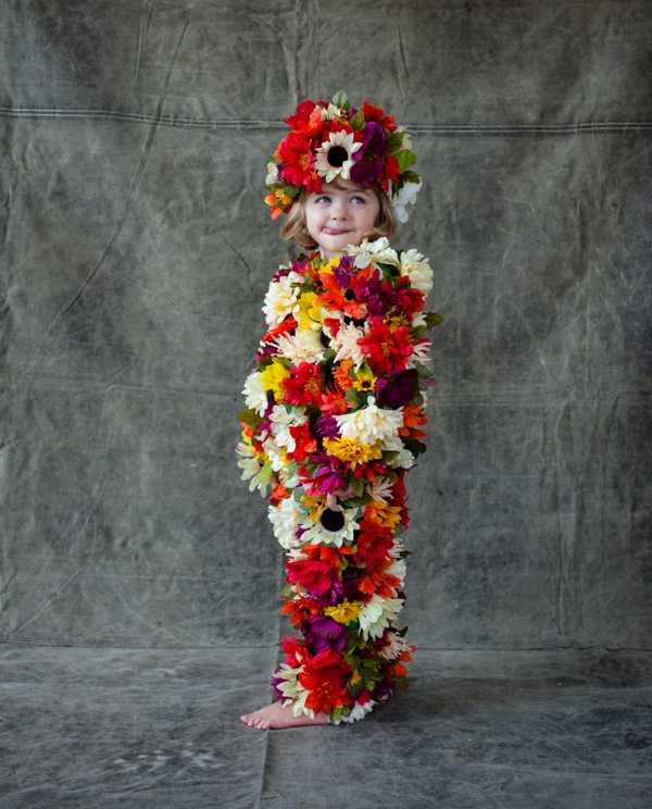 Deshilachado Carnaval Disfraces para nios hechos en